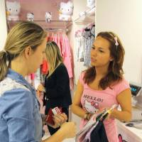 Austria first: Hello Kitty shop opens in Vienna