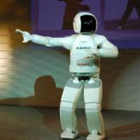 Honda's Asimo robot | TIM HORNYAK PHOTO