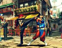 'Streetfighter IV' leads the coin-op charge