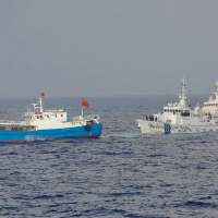 Coast guard arrests Chinese skipper for illegally fishing in Japan's EEZ