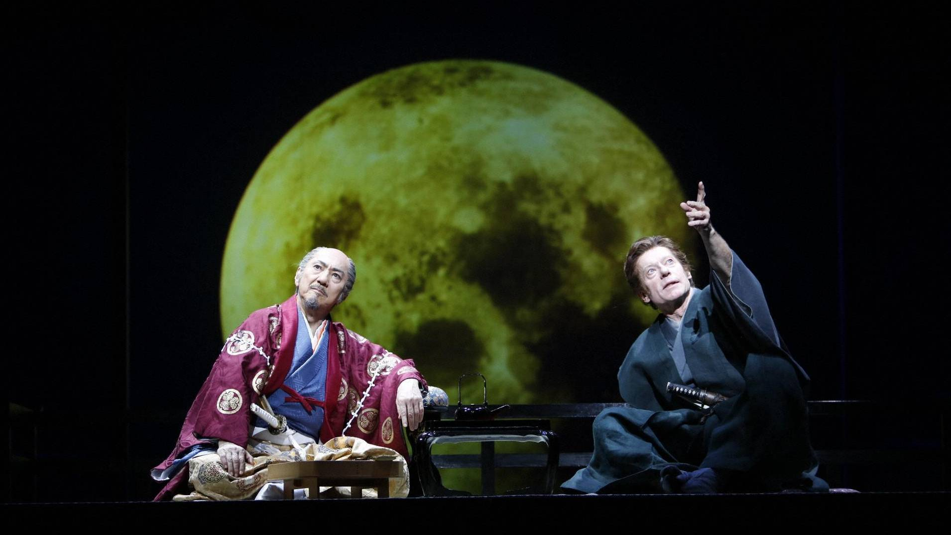 'Anjin' play launches yearlong celebration of U.K.-Japan ties