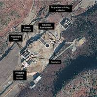 North Korea upgrading rocket site; features point to Iranian help