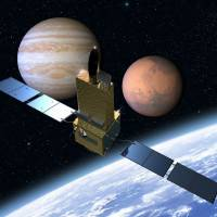 Space-bound scope to study planets
