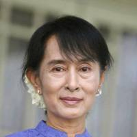 Suu Kyi visit to Japan in works for mid-April