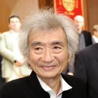 Seiji Ozawa kyodo