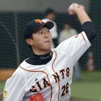 Ready and willing: Tetsuya Utsumi can't wait to pitch for Japan in next month's World Baseball Classic. | KYODO