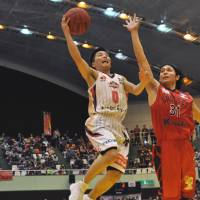 Akita rookie Togashi shows talent, promise right away