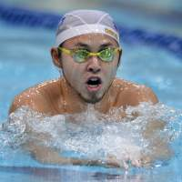 Kitajima to swim for at least one more season