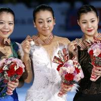Mao triumphant at Four Continents