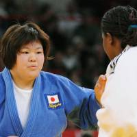 Judoka Tachimoto takes third gold for women's team in Paris Grand Slam
