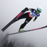 Teenage ski jumper Takanashi back in spotlight at world championships