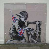 Banksy artwork pulled from U.S. sale