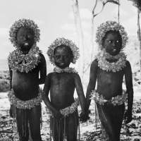 Jarawa boys: 'This decision will stop them being treated like animals in a zoo.' | AP