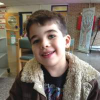 A life cut short: Noah Pozner, age 6, was one of the 20 first-graders killed in the Sandy Hook elementary school shooting in Newtown, Connecticut, on Dec. 14. | AP