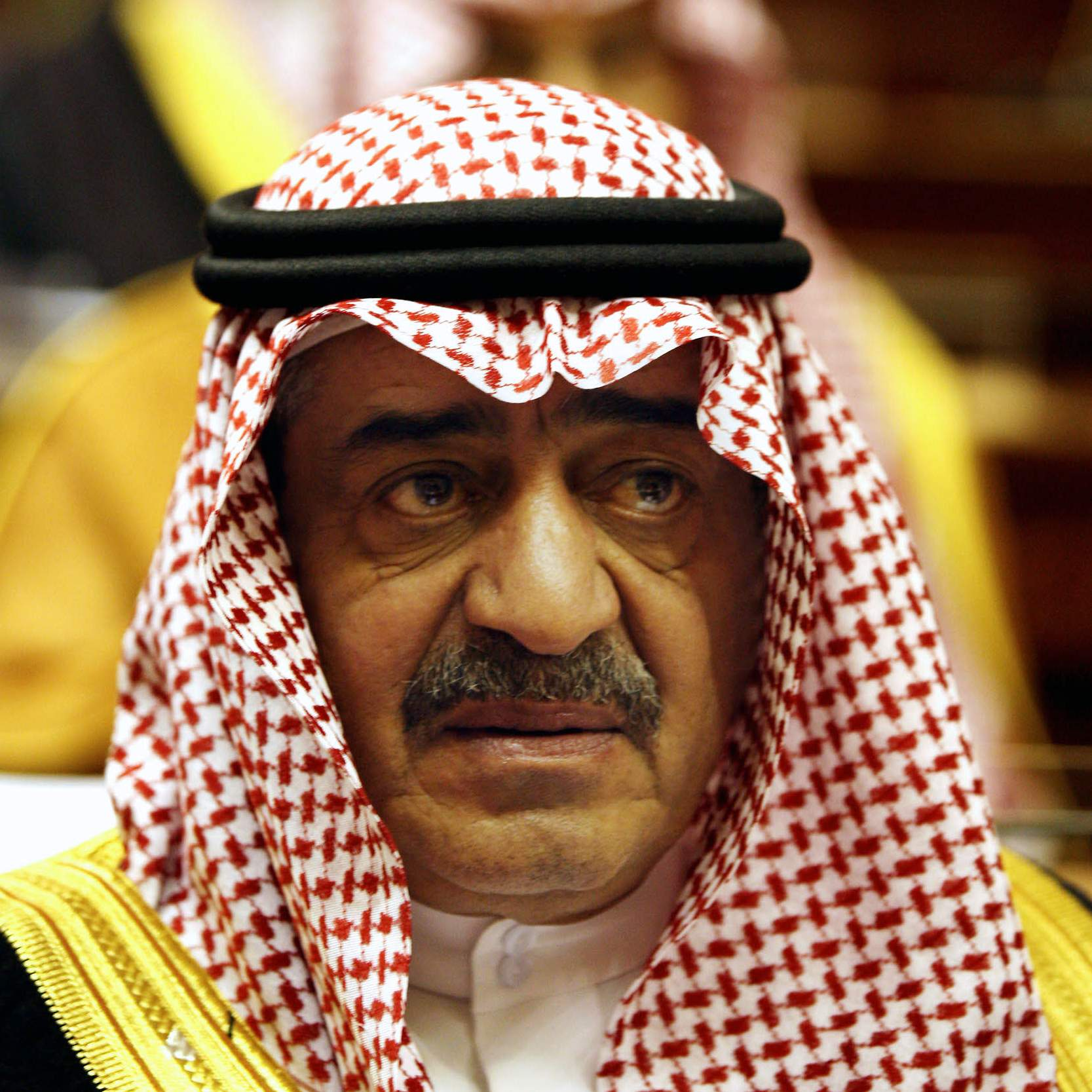 Saudi king's brother given key slot