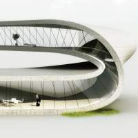 Architect aims to build Mobius strip house using giant 3-D printer