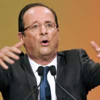Francois Hollande | AFP-JIJI