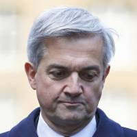 Chris Huhne | AFP-JIJI
