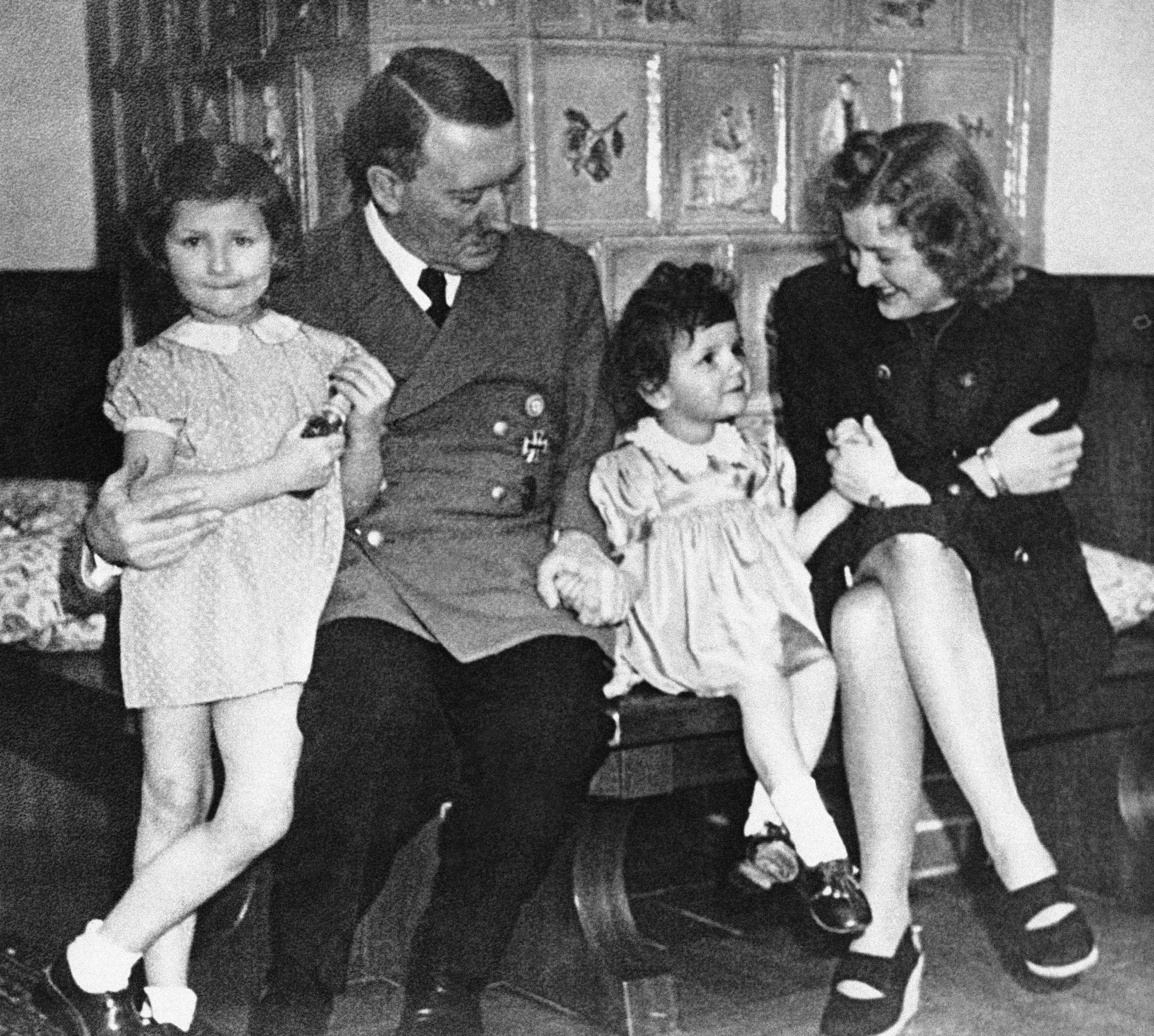 the childhood education and family of adolf hitler Adolf hitler was born on 20 april 1889 in braunau am what was hitler's childhood like update cancel when hitler was eight, in 1897, the family moved to lambach.