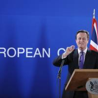Cameron calls EU cuts a win