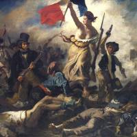 'Liberty Leading the People,' by Eugene Delacroix | WIKIPEDIA