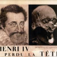 Mystery of Henri IV's missing head divides France
