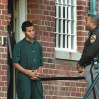 Serial criminal: Convicted sniper Lee Boyd Malvo in 2002 | THE WASHINGTON POST