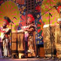 Huge African Festival in Yokohama; learn business Japanese online