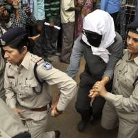 Swiss tourist gang-raped in India