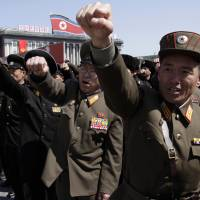 North Korea tensions near boiling point