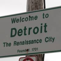 Missing motor: A new book takes a look at recent events in downtrodden Detroit through the tales of its citizens. | BLOOMBERG