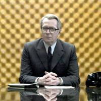 Smarts: Gary Oldman plays a fictional British senior intelligence service man in the film 'Tinker, Tailor, Soldier, Spy'. | BLOOMBERG