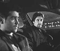 Colin Farrell and Al Pacino in 'The Recruit'