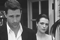 Edward Burns and Rachel Weisz in 'Confidence'