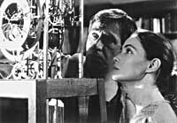 Jerzy Radzivilowicz and Emmanuelle Beart in 'L'Histoire de Marie et Julien'