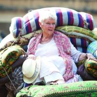 Travelers' tales: In 'The Best Exotic Marigold Hotel,' Judi Dench plays one of a group of British pensioners who seek a new life in India — and get more than they'd bargained for. | © 2012 TWENTIETH CENTURY FOX FILM CORPORATION. ALL RIGHTS RESERVED.