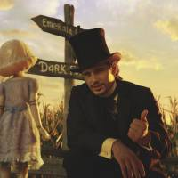 Not in Kansas anymore: Oscar Diggs (James Franco) winds up in the magical land of Oz after tangling with a tornado — but just how director Sam Raimi got there, after starting out in horror, is harder to explain. | © DISNEY ENTERPRISES, INC. ALL RIGHTS RESERVED.