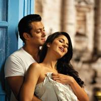 Double agents: India's biggest star Salman Khan (left) with Katrina Kaif in the Hindi-language spy film 'Ek Tha Tiger.'  | © yash raj films pvt. ltd.