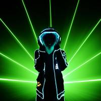 Ram Rider to take his energetic electronic music and glow-in-the-dark antics to Los Angeles