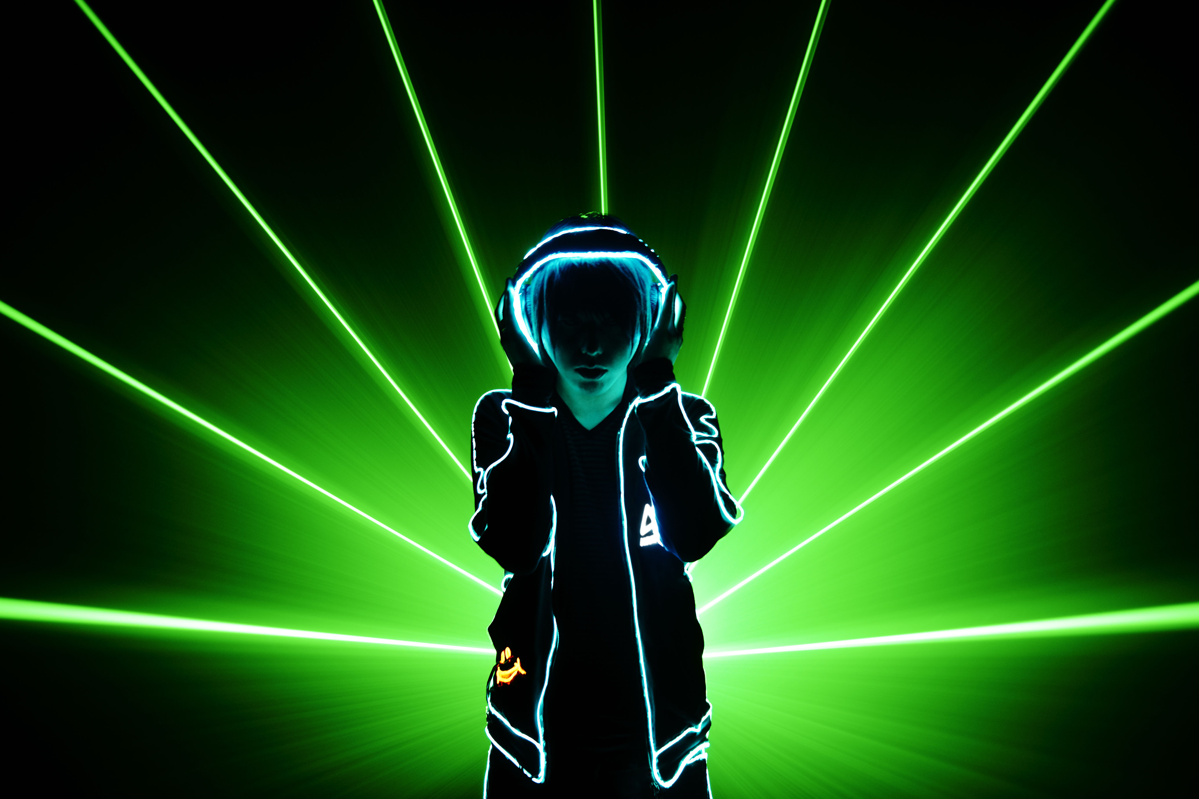 Ram Rider to take his energetic electronic music and glow-in-the-dark    Electronic Music