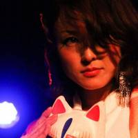 Foxy lady: Kao=S, the most 'Japanese' band at South By Southwest's Japan Nite.