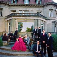 Shaken and stirred: Oregon-based jazz orchestra Pink Martini will take part in Jazz Week Tokyo with famed singer Saori Yuki. | AUTUMN DEWILDE