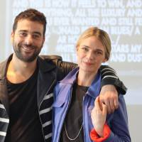 Co-founders of Each x Other, designer Ilan Delouis and curator Jenny Mannerheim. | DANIELLE DEMETRIOU