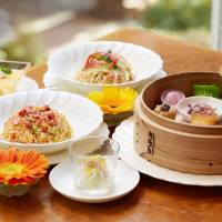 Cantonese cuisine at Grand Hyatt Fukuoka