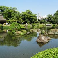 Suizen-ji Garden, Kumamoto's Edo Period stroll garden. | MANDY BARTOK