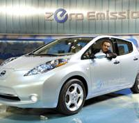 Nissan bet on raking in profits with Leaf name