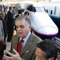 Railways' pitches to U.S. differ