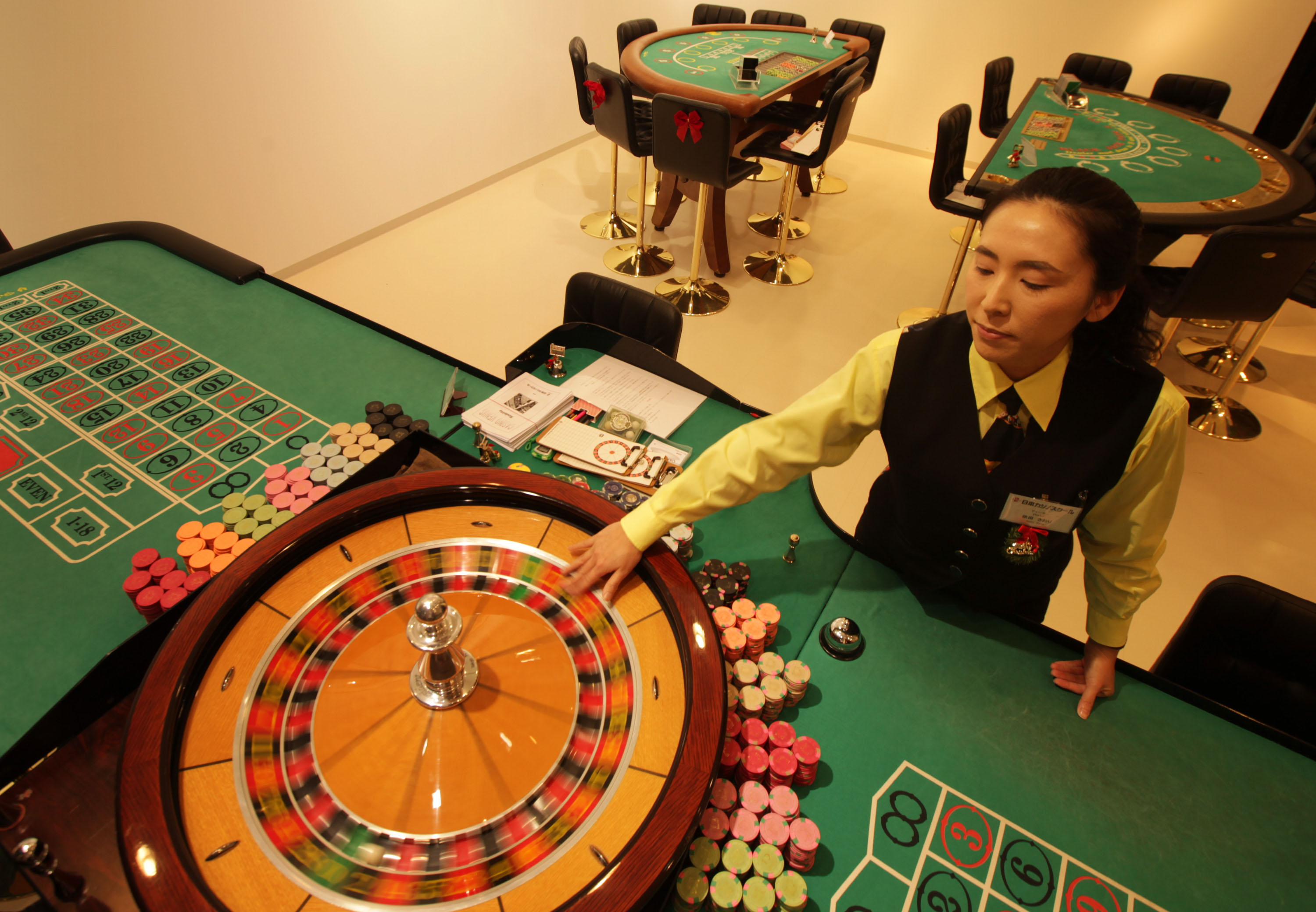 news article about gambling