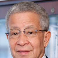 JGBs, not tax hikes, way to go, Sakakibara says
