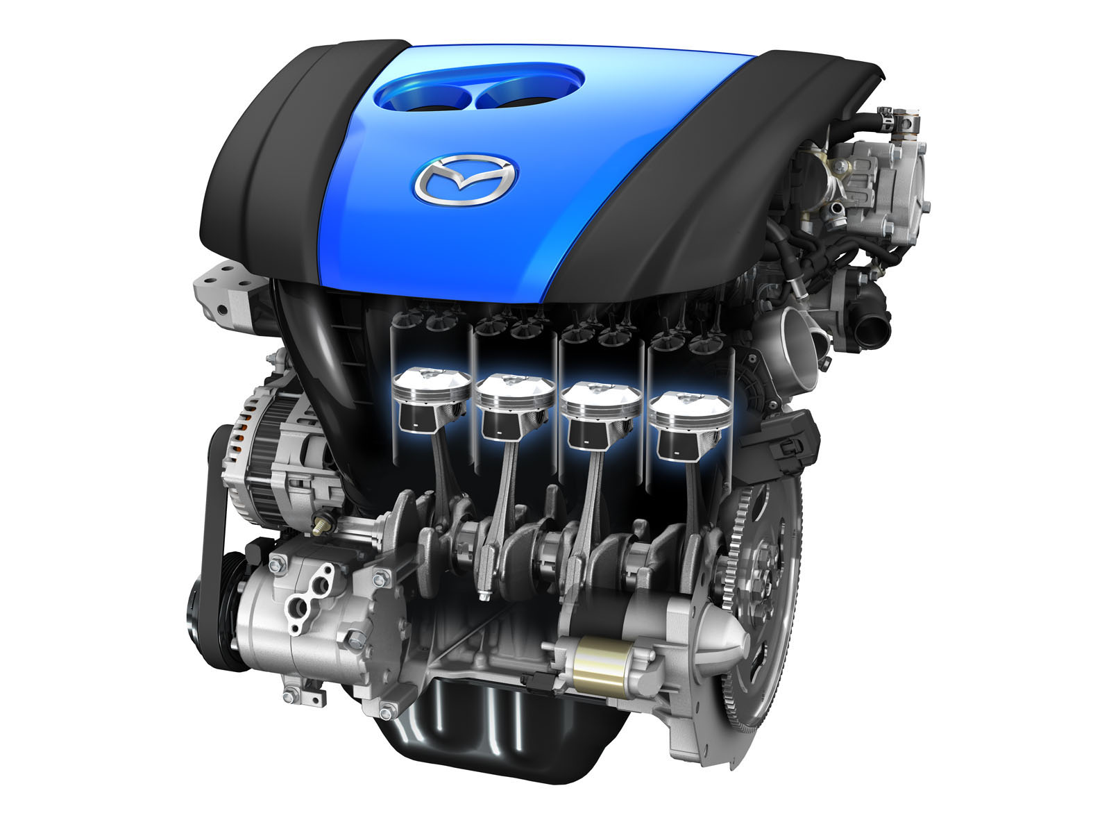 Mazda Ends Rotary Output Takes The Fuel Efficient Route